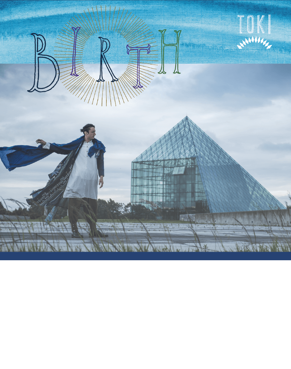 TOKI NEW ALBUM「BIRTH」2019.8.28 ON SALE